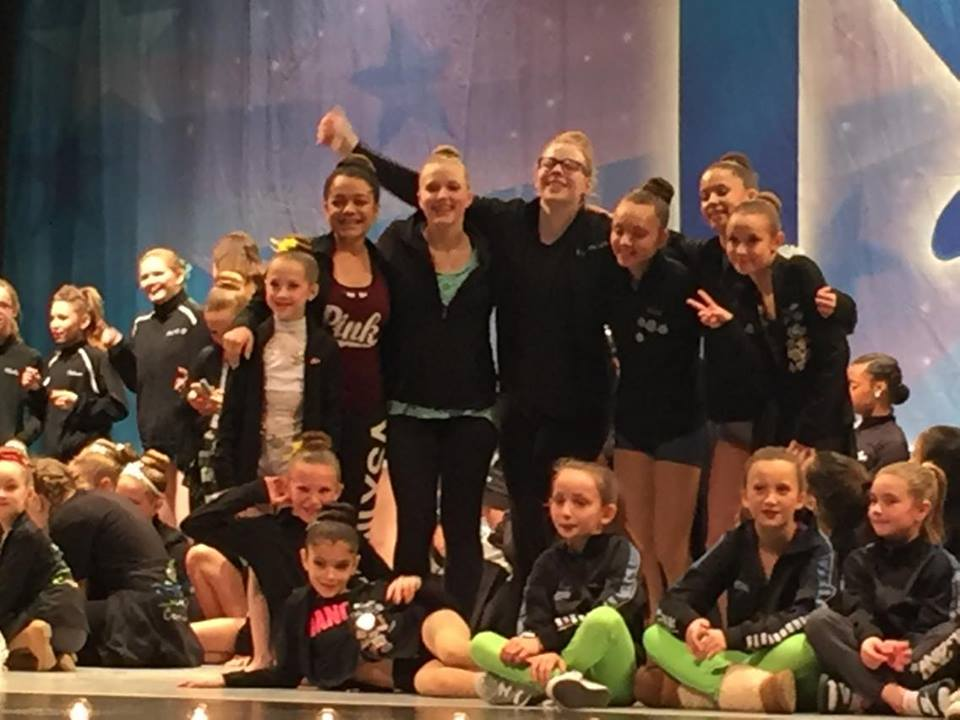 A Step Above Academy Dancers win at Kids Artistic Review in Elgin