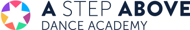 A Step Above Dance Academy Logo