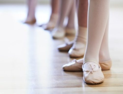 Tips for New Dancers
